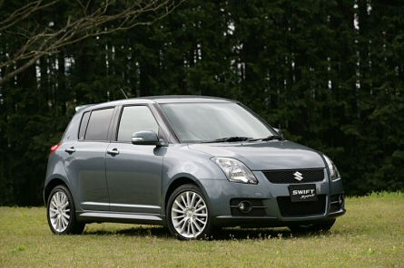 Suzuki Swift 2008. Suzuki Swift